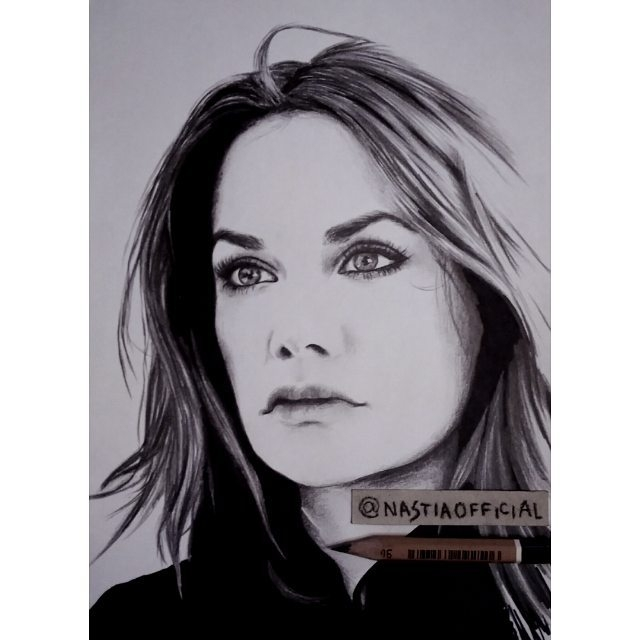 Ruth Wilson by nastiaofficial